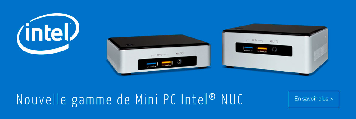 CIDEM Mini PC Intel NUC